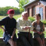 Avec Julie et Mikaël