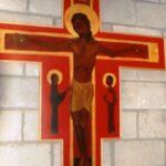 La croix de Taizé